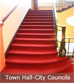 Town Hall-City Councils